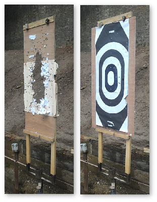 Target Frames